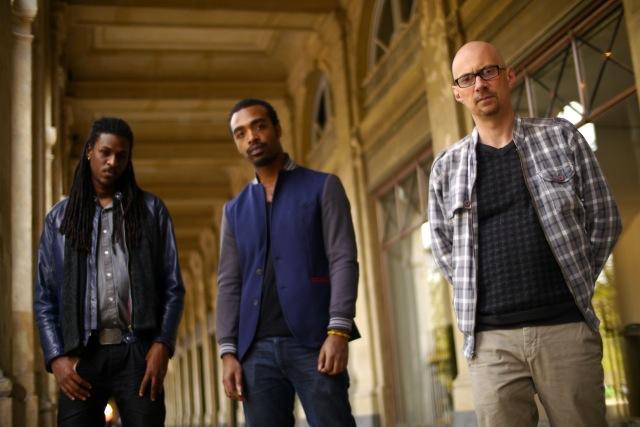 Laurent Coq Dialogue Trio: Nicolas Pelage, Ralph Lavital and Laurent Coq