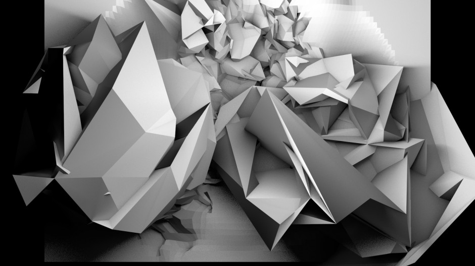 Tessellated Atlanta