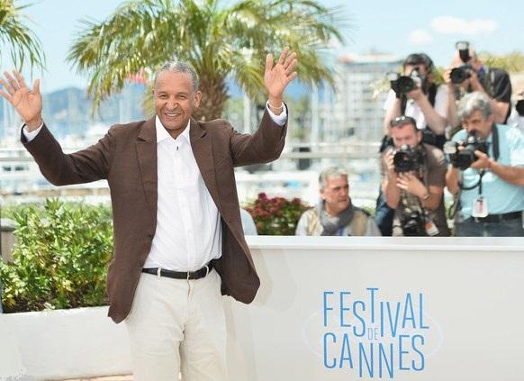 Abderrahmane Sissako at the 67th Cannes Film Festival (2015)